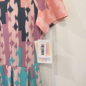 Lularoe Large Amelia Dress